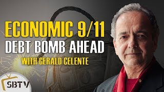 Gerald Celente - Global Economic 9/11 Debt Bomb Ahead