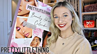 PRETTY LITTLE THING ADVENT CALENDAR 2020 / Everyone needs to watch this!!