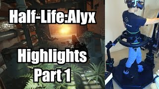 Half Life 3 (I mean, Half-Life: Alyx) is out now, and it's awesome!