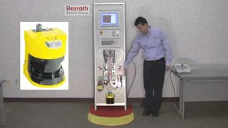 Rexroth Safety on Board Demonstration