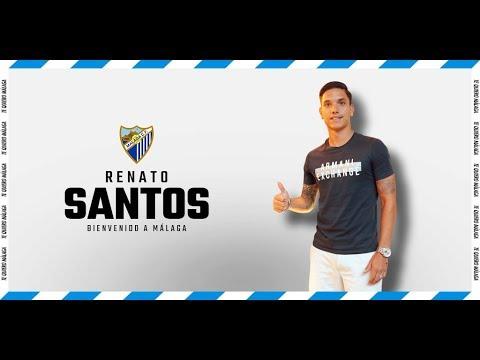 Renato Santos, refuerzo para el Málaga