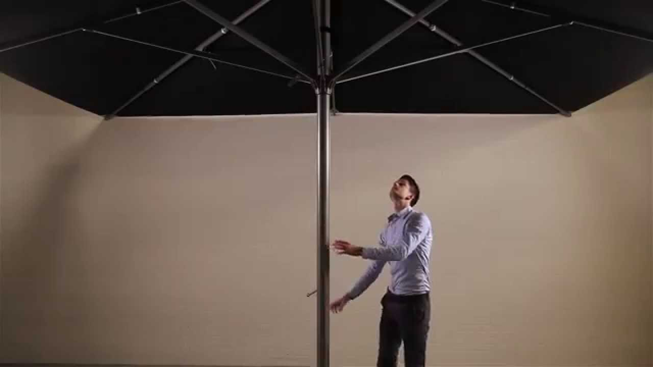 Vidéo Parasol Basto