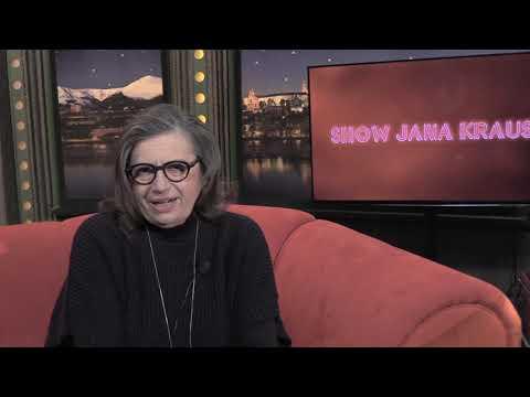 Otázky - Zuzana Kronerová - Show Jana Krause 29. 1. 2020