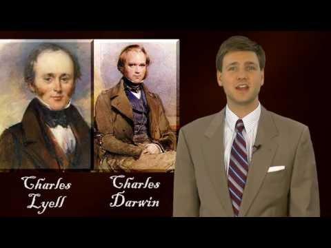 Charles Lyell – Carry Christians Away – David Rives