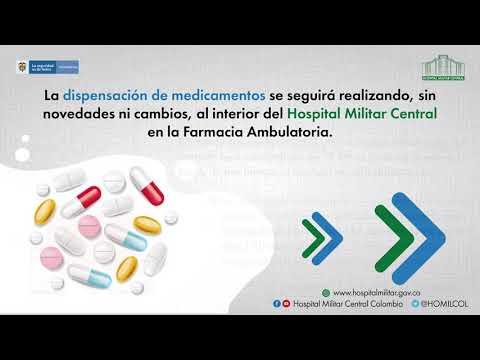 Inicio de dispensación de medicamentos a pacientes ambulatorios por parte de la DIGSA