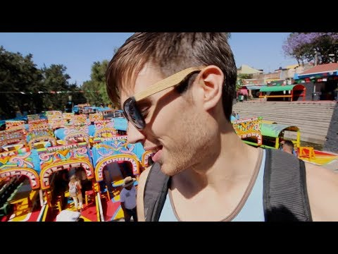 Xochimilco Boat Ride in Mexico City (CDMX) — Mexico Travel Vlog #22
