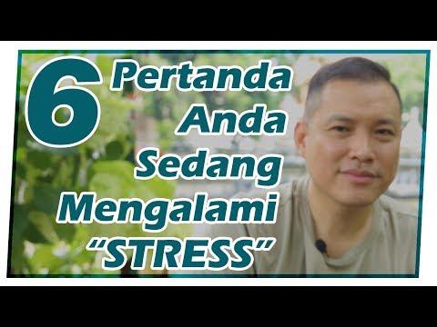 6 Pertanda Anda Sedang Mengalami Stress