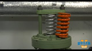 Using the Correct Spring in a Spence Pressure Reducing Valve