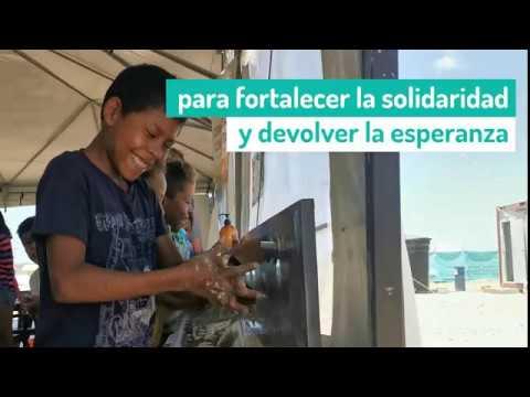 Conferencia Internacional de Donantes en solidaridad con los refugiados y migrantes venezolanos