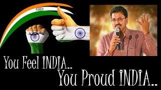 JD LAKSHMI NARAYANA IS INDIAN TIGER AND REAL SOLDIER నిజమైన భారత సింహం.. II Bucket News II