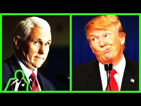 PENCE VS TRUMP   Pence Plans 2024 Presidential Run