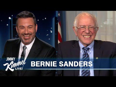 Bernie Sanders on Raising the Minimum Wage, Big Lies from Republicans & Biden's Health Care Plan