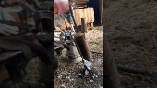 Глушитель На Лодочный Мотор Карвер 3.8