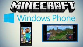 Minecraft Pocket Edition: CONFIRMED! Releasing On Microsoft's Windows Phone + 0.10.0 Update [INFO!]