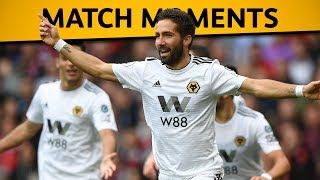 Moutinho's sublime goal at Old Trafford
