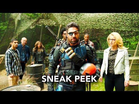 Arrow 6x01 Sneak Peek