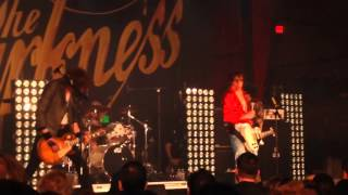"""Roaring Waters"" - The Darkness LIVE at Belasco Theater - Los Angeles, CA 4/12/2016"