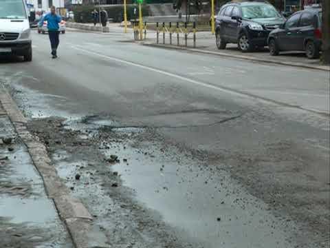 Počelo krpljenje udarnih rupa u Smederevu