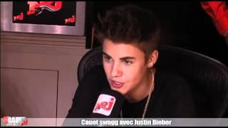 Cauet swagg avec Justin Bieber - C'Cauet sur NRJ