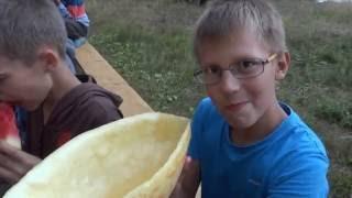Четкий пацик Давид и пожирание арбуза