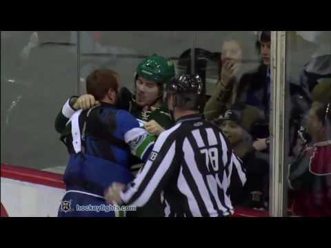 James Sheppard vs. Aaron Rome