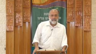 הרב דוד אסולין - שיעור כללי: גילויה של ירושלים | חלק ב'