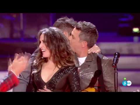 Alejandro Sanz, Juanes, Malú, Pablo López, Manuel Carrasco: Medley - Final - La Voz 2017