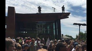 Charlottesville police didn't lack firepower - investigative journalist