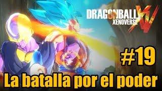 DRAGON BALL XENOVERSE: EPSILON VS LOS DIOSES SAIYAN #19