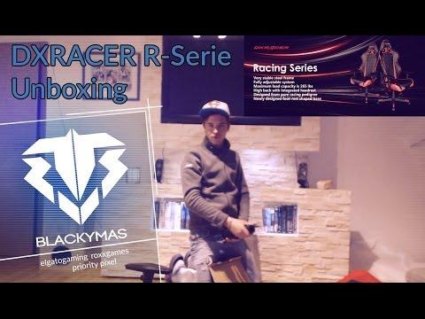 DXRacer R-Serie Unboxing und Review   German   HD  