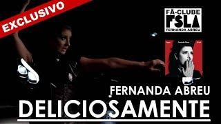 FERNANDA ABREU - DELICIOSAMENTE (VIDEOCLIPE EXCLUSIVO)