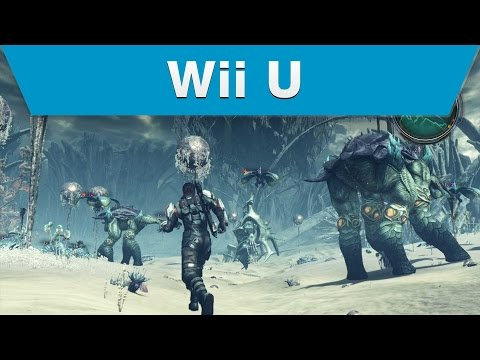 Wii U - Xenoblade Chronicles X E3 2015 Trailer