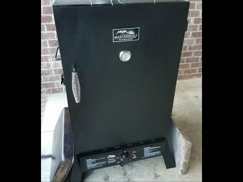 Masterbuilt 40 inch propane Smoker 2 Year Review!