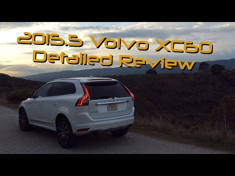 2015.5 Volvo XC60 DETAILED Review and Road Test