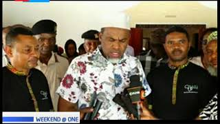 DPP Noordin Haji challenges civil society groups to help fight terror