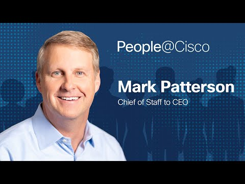 People@Cisco: Mark Patterson