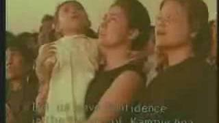 KHMER NATIONAL ANTHEM MUSIC VIDEO 1969