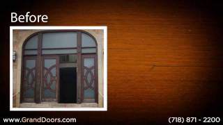 Custom Wood Doors, Custom Iron Doors, Wrought Iron Doors - Grand Doors