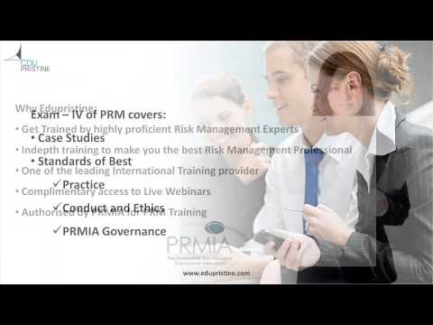 #FRM Intro: Financial Risk Management Course for Professional ...