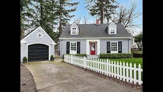 Stunning Remodeled Cape Code Home Near Johns Landing ~ Video Of 7601 SW Brier