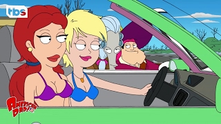 American Dad - Stan and Francine Do A Free Run