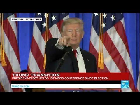 President-elect Donald Trump: