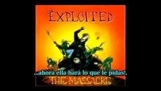 The Exploited Porno Slut (subtitulado español)