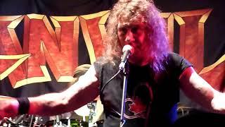 """Anvil - """"Badass Rock 'n' Roll"""" - Live 05-30-2018 - The Phoenix Theater - Petaluma, CA"""