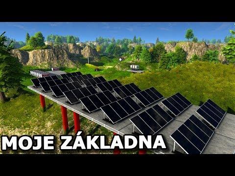 Solární energie, obchodování a vylepšování základny! - Project 5: Sightseer #2