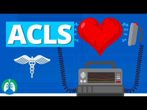 Advanced Cardiac Life Support (ACLS) | Medical Definition - YouTube