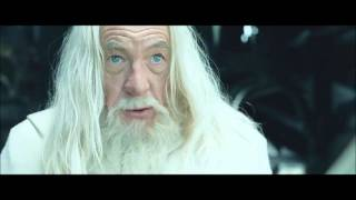The Lord Of The Rings - You Have No Power Here - (HD)