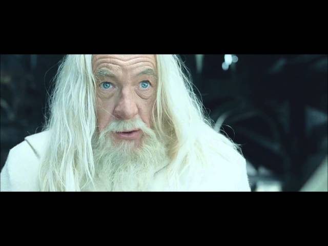 The Lord of the Rings - ''You Have No Power Here'' - (HD)