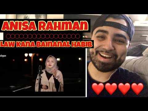 Download Reacting To Nissa Rahman Cover La Kana Bainanal Habib | MP3