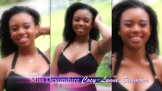 Miss Devonshire 2014 Cocy Lynne Simmons Interview